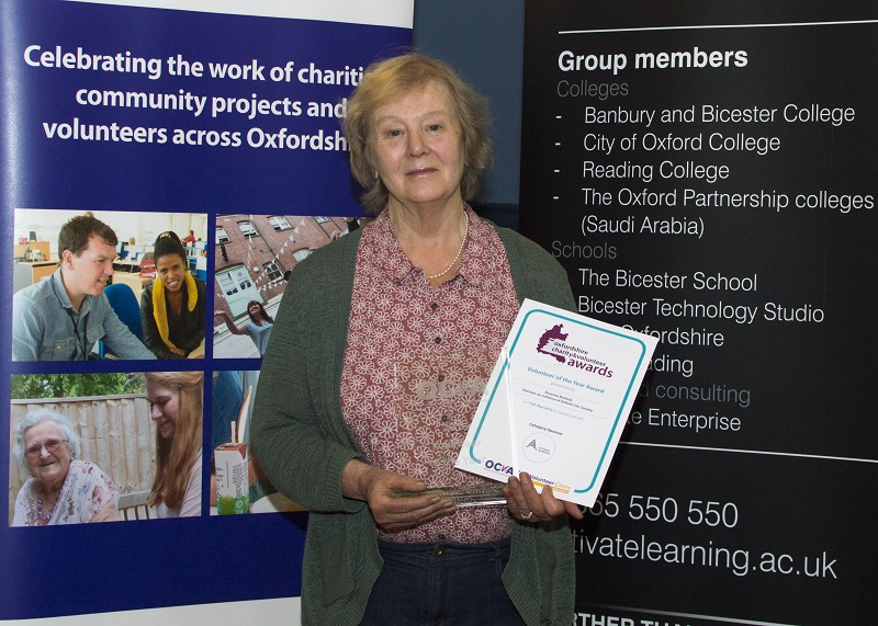 OxClean's Rosanne, Volunteer of the Year