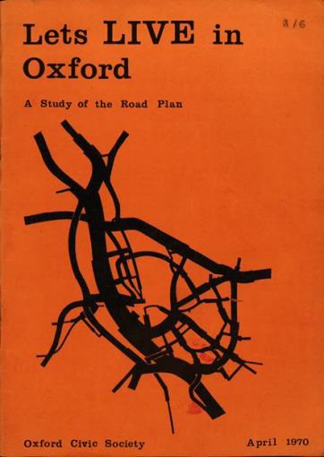 Let's Live in Oxford cover April 1970