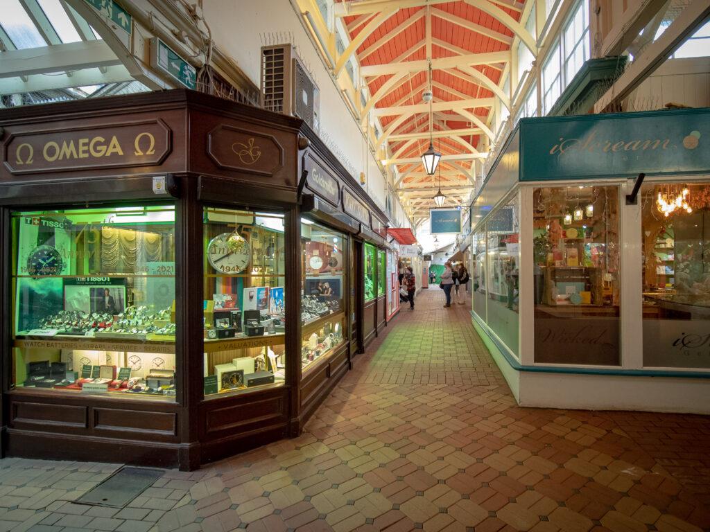 Covered Market shops